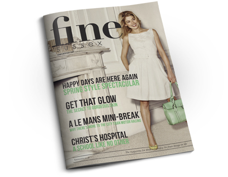 Fine Sussex Cover