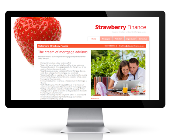 strawbery-finance